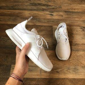 White Adidas X_Plr J Sneakers